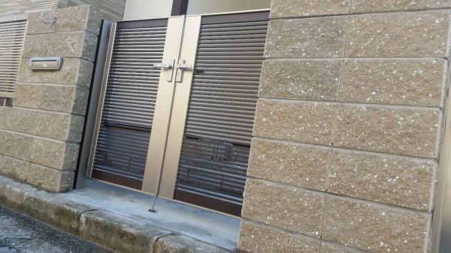 4.25西宮市外構工場 完了_5511