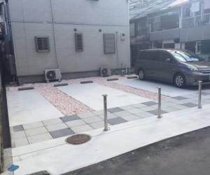 潮江 竹内様邸 駐車場工事_4331